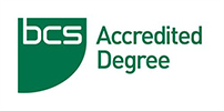BCS Accredited degree logo