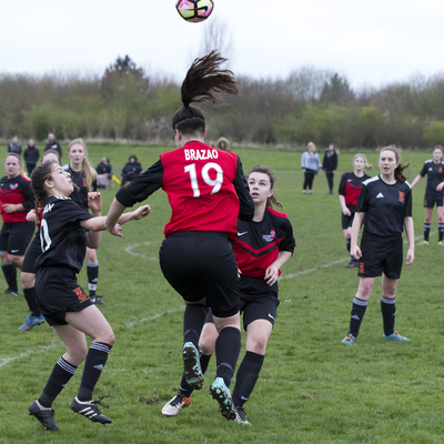 Women's football at Staffordshire University