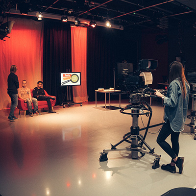 Our TV Studio