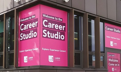 The Careers Studio is offering a range of virtual support