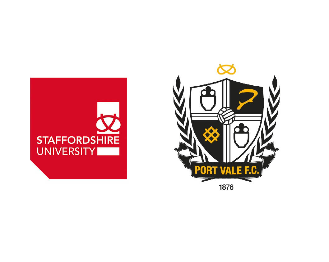Staffordshire University has become a Principal Partner of Port Vale Fottball Club