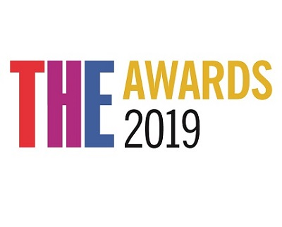 Staffordshire University is shortlisted in three categories