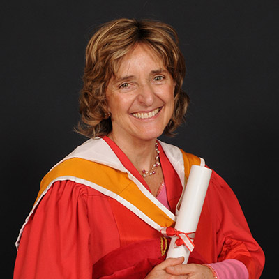 Photo of Dr Dame Claire Bertschinger DBE
