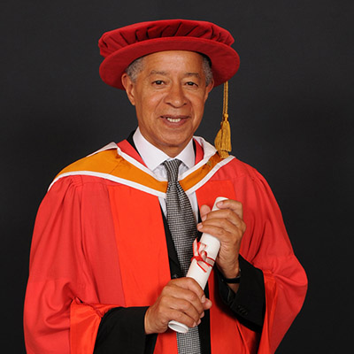 Photo of The Hon. Lord Herman Ouseley KT