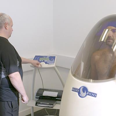 Photo of Body Composition Lab