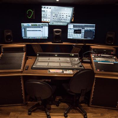 Control Room Three