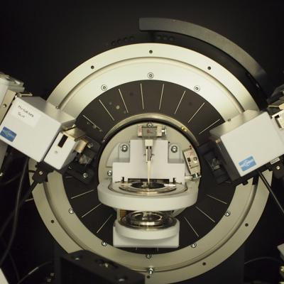 Photo of X-ray Diffraction (XRD) laboratory