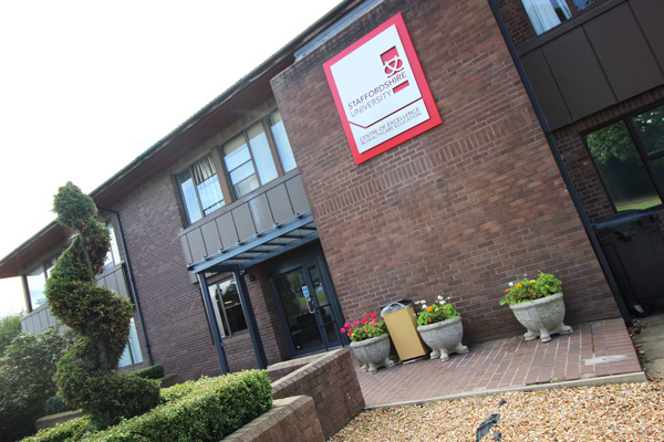 Staffordshire University Shrewsbury Centre of Excellence