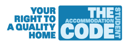 The Student Accommodation Code Logo
